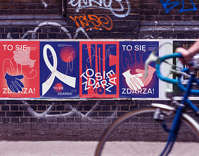 TO SIĘ NIE ZDARZA | Social Campaign