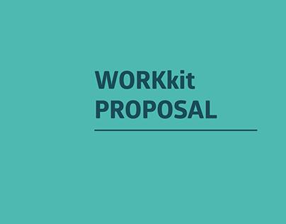 WORKkit Proposal