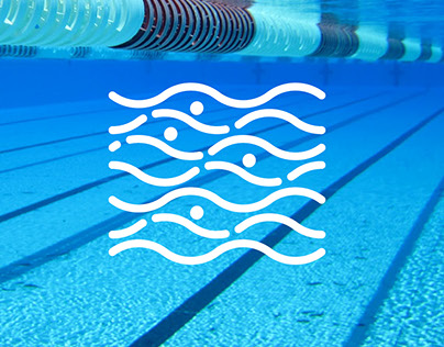 Swimming Association – Visual Identity