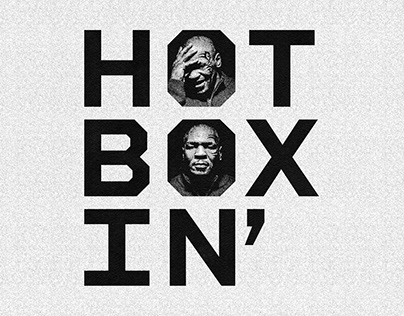 Hotboxin' with Mike Tyson Tshirt contest
