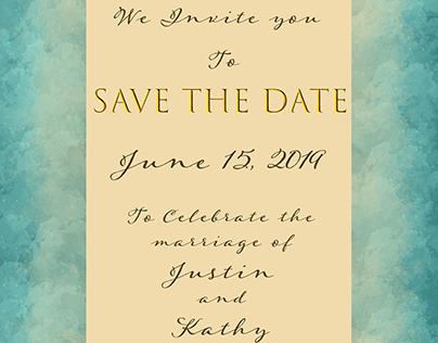 Invitations 2018