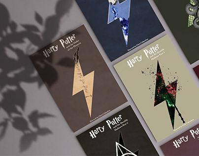 Harry Potter - Poster Design
