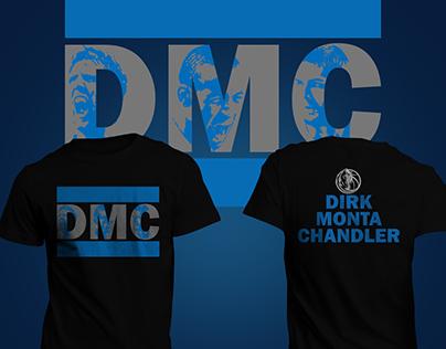 T-shirt designs created/sold for the Dallas Mavericks