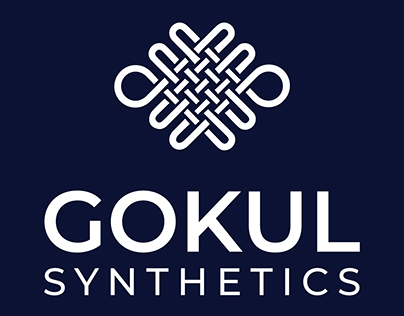 GOKUL SYNTHETICS LOGO DESIGN