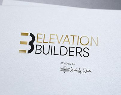 Elevation Builders Logo Design