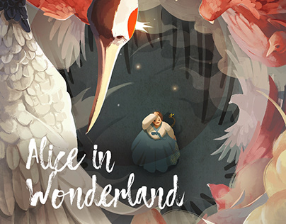 Alice in Wonderland-Reimagined II