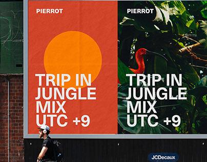 Branding ➔ Pierrot
