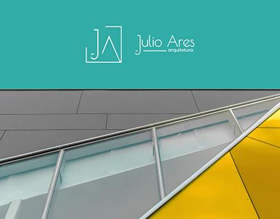 Julio Ares Architect - Branding