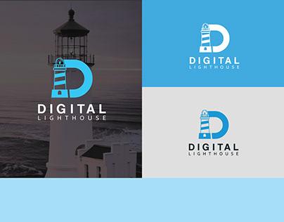 "My New Work- ""Digital Light House"""