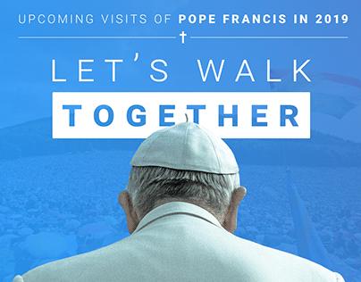 Pope Francis' 2019 visit to Transylvania