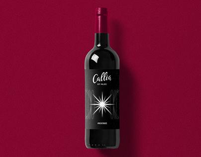 Callia | Etiqueta