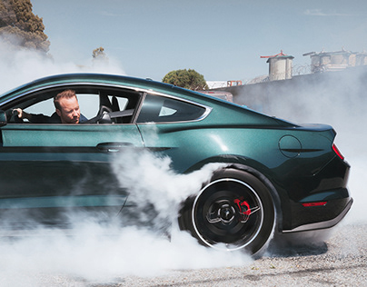 2019 Ford Mustang Bullitt - Top Gear