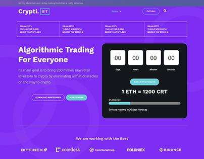 Algorithmic Trading For Everyone Website.