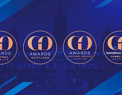 GO Awards Branding