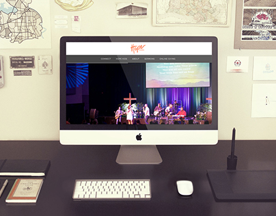 Hope Church Website