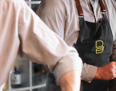 Buena Burger · Branding