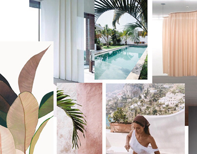 Interior concept — loft