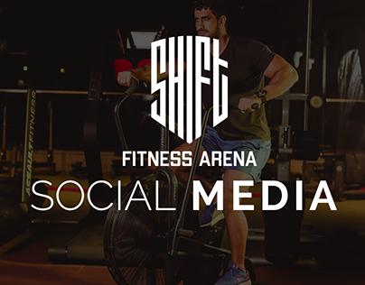ShiftSocial Media Vol.06 (Shift Fitness Arena)