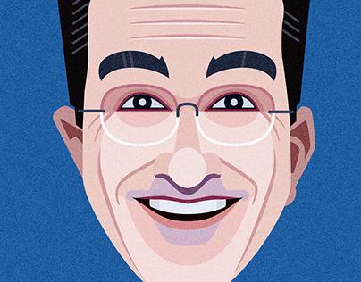 Comics of Comedy: Stephen Colbert