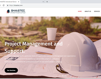Shaastec Internation-Web Design