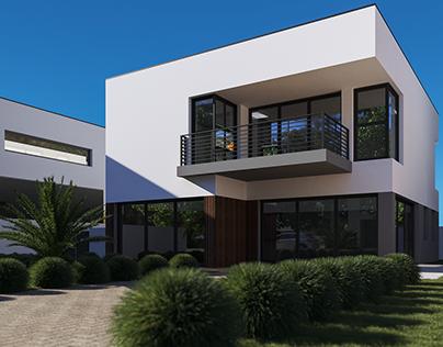 THE HOUSE MASERATI I CGI