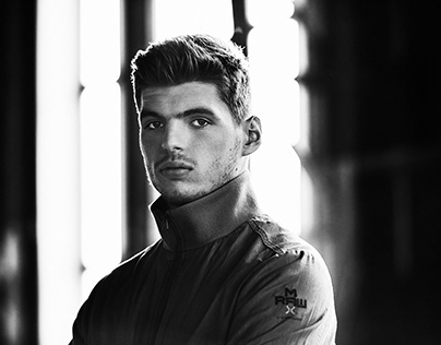 Max Verstappen + G-Star RAW