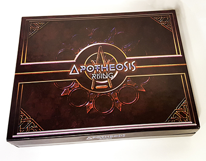 Apotheosis: Rising - Card Game