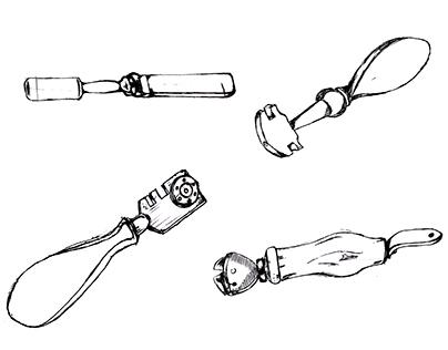 sharp sketches