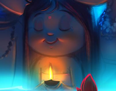 "Jyoti ""Lord Shiva's Daughter"""