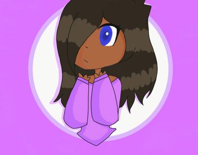 Purple (^_^)
