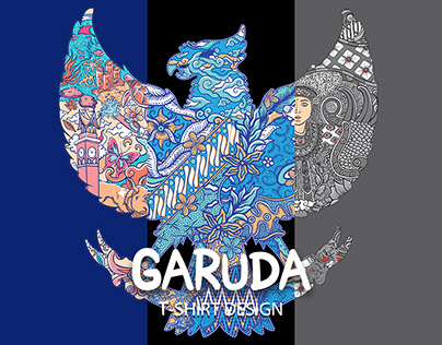 Amazing Culture of Indonesia T-Shirt