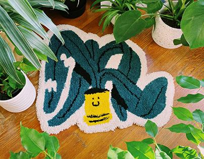Planty Rug