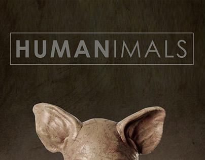 Humanimals Album Art