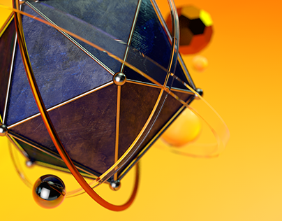 3D Atom Abstract