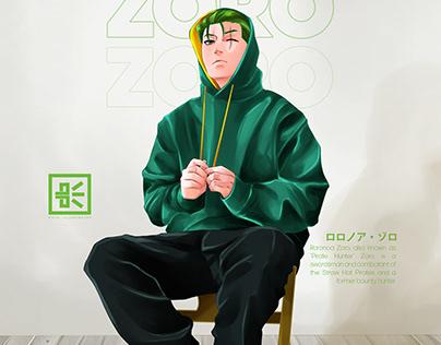 Zoro in fashion
