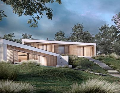 CGI   Village House DomK