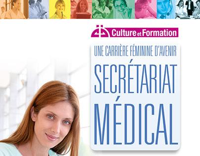 Documentation Formation Secrétaire Médicale Belgique