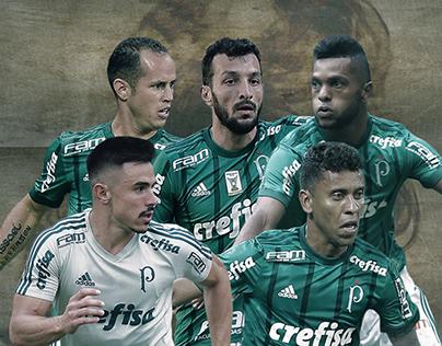 Infográfico - Palmeiras (2018)