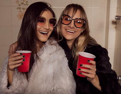 Editorial for Brille Eyewear AW18