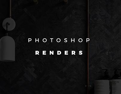 Photoshop Renders