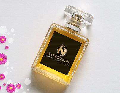 logo perfume store