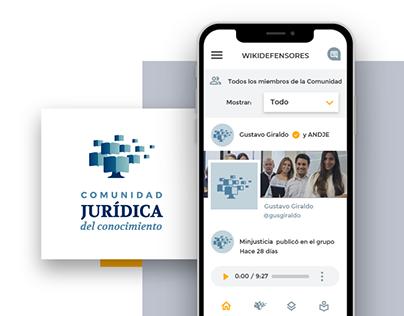 2020 - APP :: Comunidad Jurídica del Conocimiento
