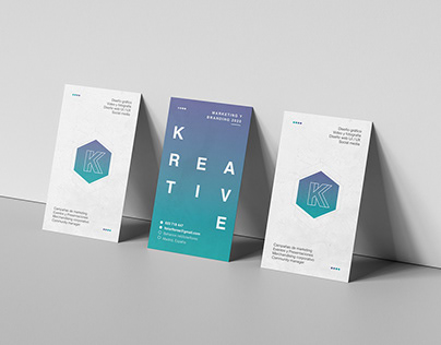 Business cards - Kreative