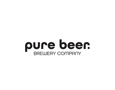 PURE BEER // LOGO DESIGN // 2020
