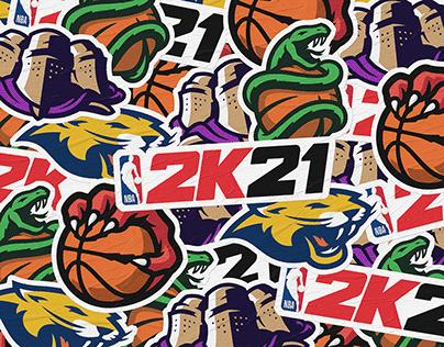 NBA 2K21 Concepts