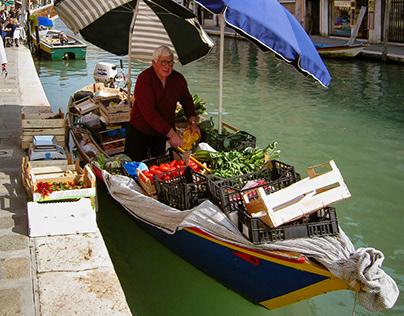 Murano: Island in Venice, Italy