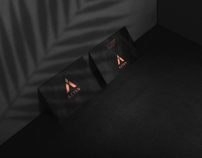 AZYAN- Branding / Visual identity