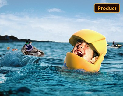 Puffer_水中救生帽/ Puffer_Submarine Life Helmet