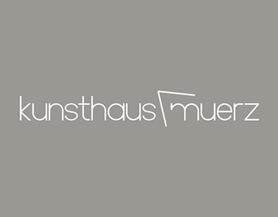 kunsthaus muerz Branding