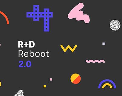 R+D Reboot Roadmap